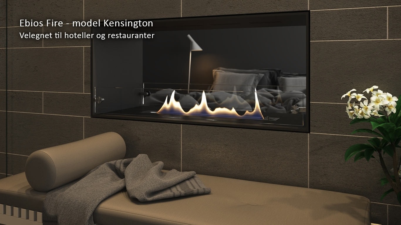 Ebios Fire - model Kensington